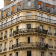 Paris building - Stock Photo