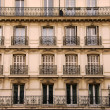 Paris windows - Stock Photo