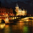 Nighttime Paris — Stock Photo #4949008