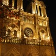 Notre Dame de Paris — Stock Photo #4949018