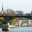 Paris Seine — Stock Photo
