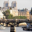Paris Seine — Stock Photo #4949035