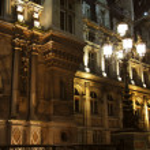 Hotel de Ville — Stock Photo #4949087