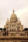 Sacre-Coeur Basilica — Stock Photo