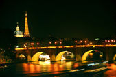 Nighttime Paris — Stock Photo