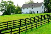 Farmhouse — Stock Photo