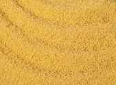 Cuscus, millet grain, background — Stock Photo