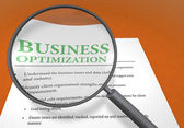 Business optimization — Stock Photo