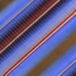 Textile texture - multicolored (blue) — Stock Photo
