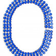 Necklace | circle — Foto Stock