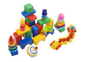 Child toys — Stock Photo