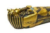 Pharaoh tomb closeup | Isolated — Stock Photo