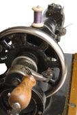 Wheel and handle — Foto Stock