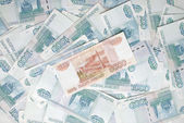 Currency background — Stock Photo
