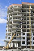 建物の建設 — ストック写真