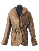 Female winter jacket| Isolated — Stock Photo