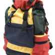 Stock Photo: Backpack | Isolated