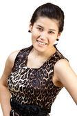 Smiling asian girl. — Stock Photo