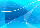 Light blue tech background — Stock Vector