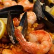 Royalty-Free Stock Photo: Original spanish Paella