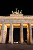 Brandenburger tor — Foto Stock