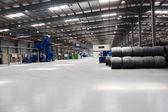 Factory warehouse — Stock Photo