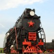 lv series steam engine — Stock Photo