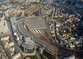 Waterloo İstasyonu, Londra — Stok fotoğraf