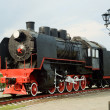 Stock Photo: SO series steam engine