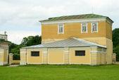 Household outbuilding in Kuskovo estate — Stock Photo