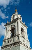 Bell tower of orthodox church — Stock Photo
