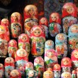 Russian dolls — Foto Stock