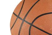 Basketball Closeup — Stock Photo
