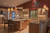 Remodeled Kitchen — Foto Stock