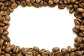 Coffee Bean Frame — Stock Photo