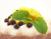 Dessert — Stock Photo