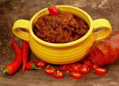 Chili con Carne — Stock Photo