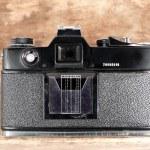 Slr-camera — Stock Photo