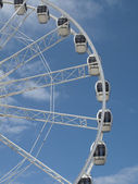 Millenium Wheel - Weston Super Mare — Stock Photo