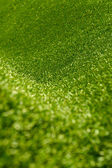 Artifical grass — Stock Photo