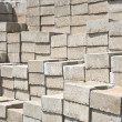 Stock Photo: Cement block