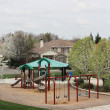 Stock Photo: Neighborhood Park