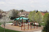 Neighborhood Park — Stock Photo