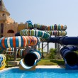 Stock Photo: Aqupark in Nesebar, Bulgaria