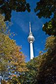 Fernsehturm — Foto de Stock