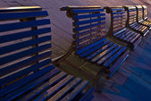 Benches — Stock Photo