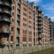 Speicherstadt — Stock Photo