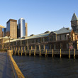 Battery Park City — Stock Photo