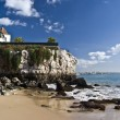 Stock Photo: Beach in Cascais