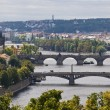 Bridges of Prague — Stock Photo